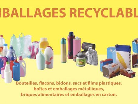 Reprise des collectes de sacs jaunes sur toutes les communes