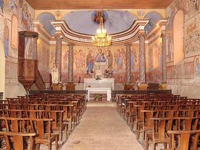 """""""RDV patrimoine"""" à l'église Sainte Colombe"""