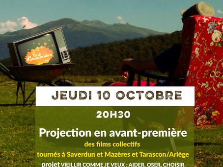 """""""Vieillir comme je veux"""" - projection gratuite en avant-première"""