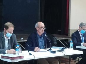 Conseil communautaire du 12 novembre 2020