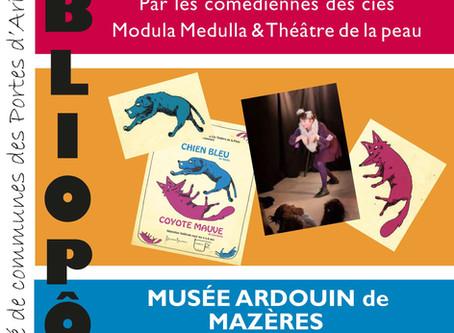 Atelier théâtre & spectacle