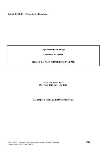 Page1 de Rapport PLU Le Vernet et annexes.pdf.jpg