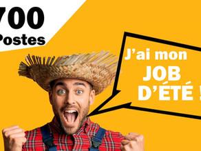 700 offres d'emploi