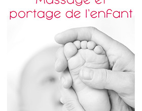 Les ateliers massage du pôle Petite Enfance