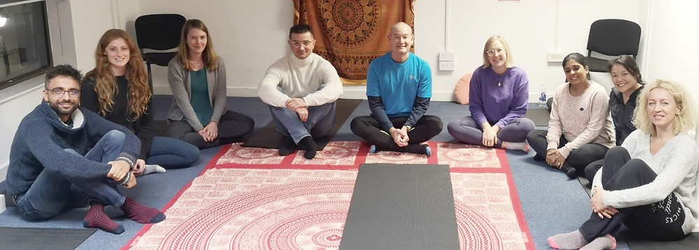 mindfulness meditation MBSR stress anxiety psychology