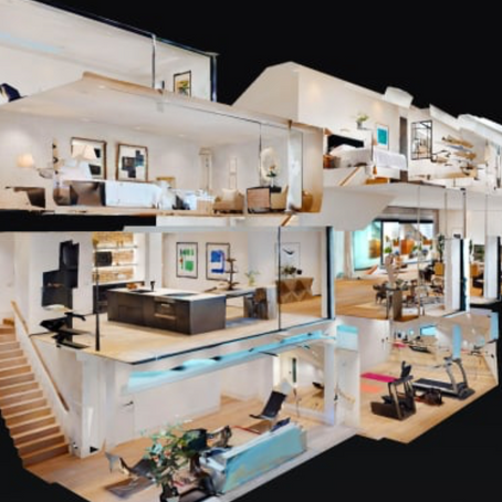 CNBC Reports - Housing Market Skirts COVID - Sellers Use 3D Virtual Tours to Find Eager Buyers