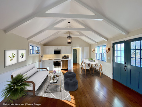 Virtually Staged Homes Are on the Rise | Statistics Show Staging Makes a Difference