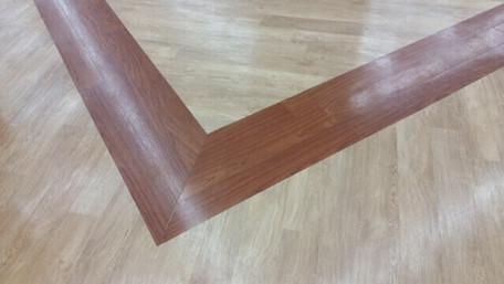 Commercial Flooring Transitions Edmonton