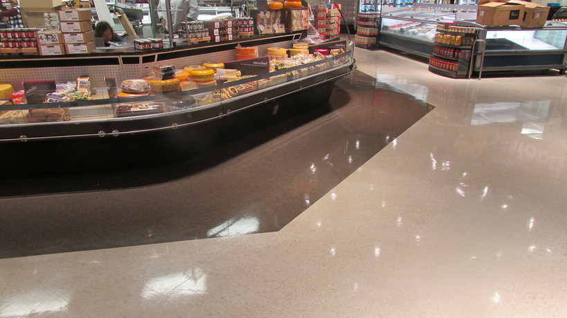 Commercial High Traffic Flooring Edmonto