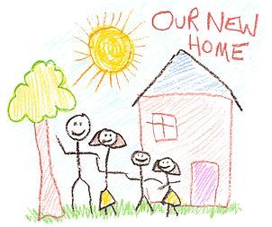 פנג שואי - לבחור בית חדש