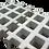 Thumbnail: Pisograma Grid Polido 33x43x7 cm - m²