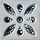 Thumbnail: Cobogó Floral 39x39x7 cm - und