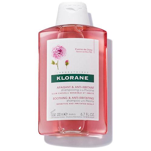 KLORANE Peony Shampoo 200mls