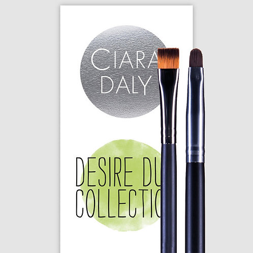 Ciara Daly - Desire Duo Brush Collection