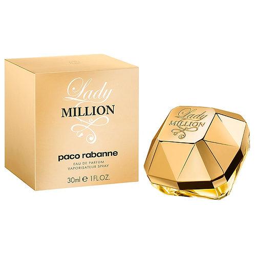 Paco Rabanne Lady Million For Women Eau de Parfum 50ml