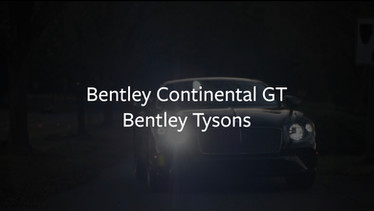 Bentley Continental GT.mp4