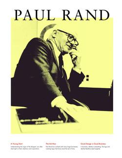 Paul Rand Book Cover