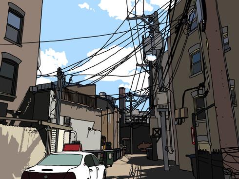 Spider Street