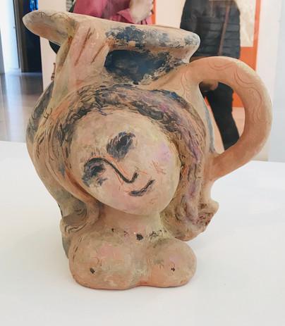 Chagall Water Jug