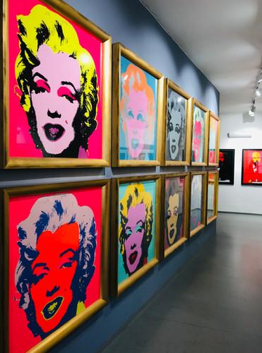 """Marilyn Monroe,"" 1967"
