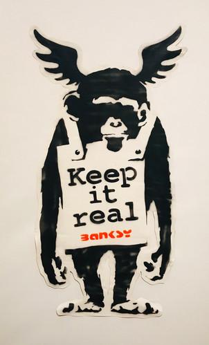 """Keep it Real"""