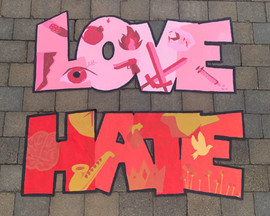 Love/Hate by Lily Currin ('21)