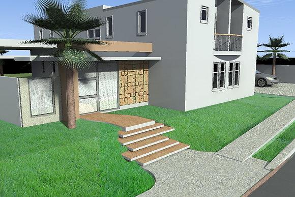 Planos de Casa 8