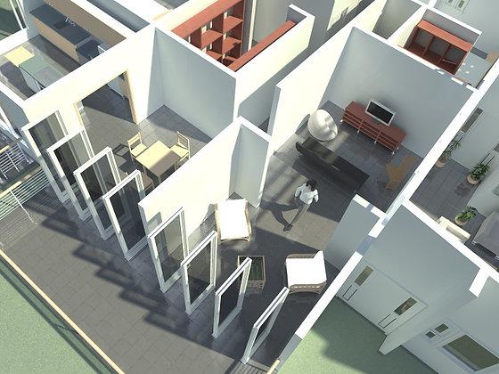 Planos de casa 12