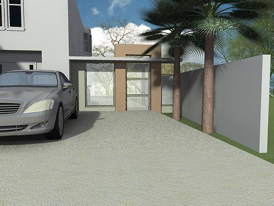 Planos de Casa 11
