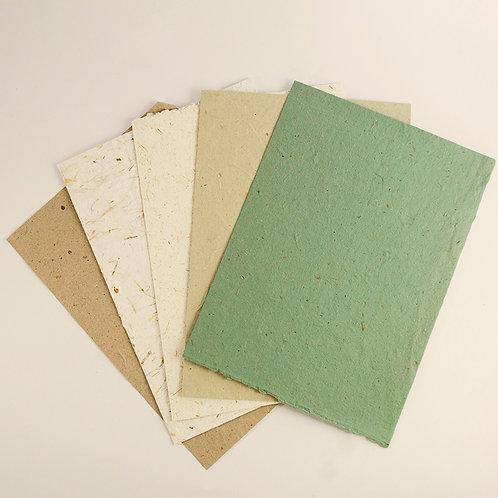 10 Assorted Kits (50 sheets)