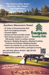 Golf Print Ad
