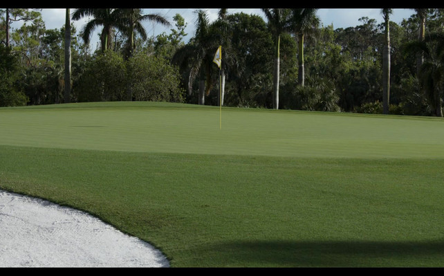 Tour a golf hole