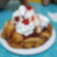 A Funnel Cake