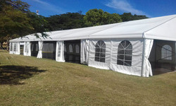 Executive Clear Span Tent 9