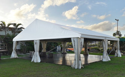 10m x 10m Executive Clear Span Tent