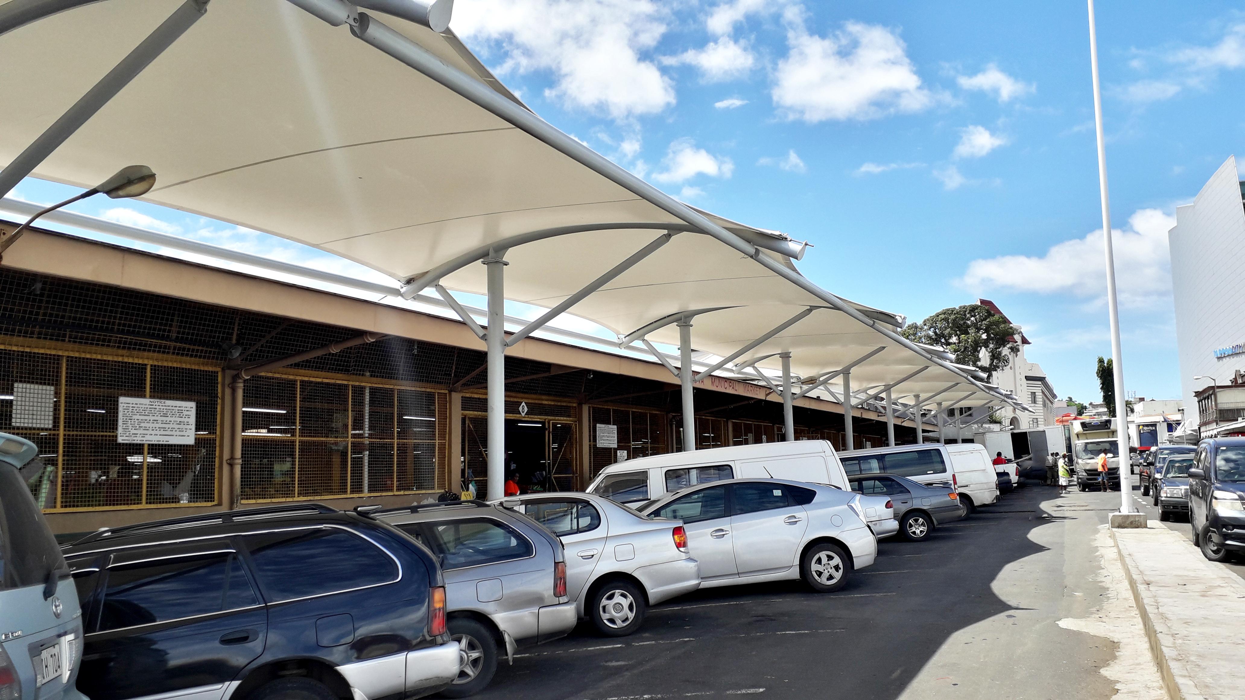 SCC Suva Market Carpark 1