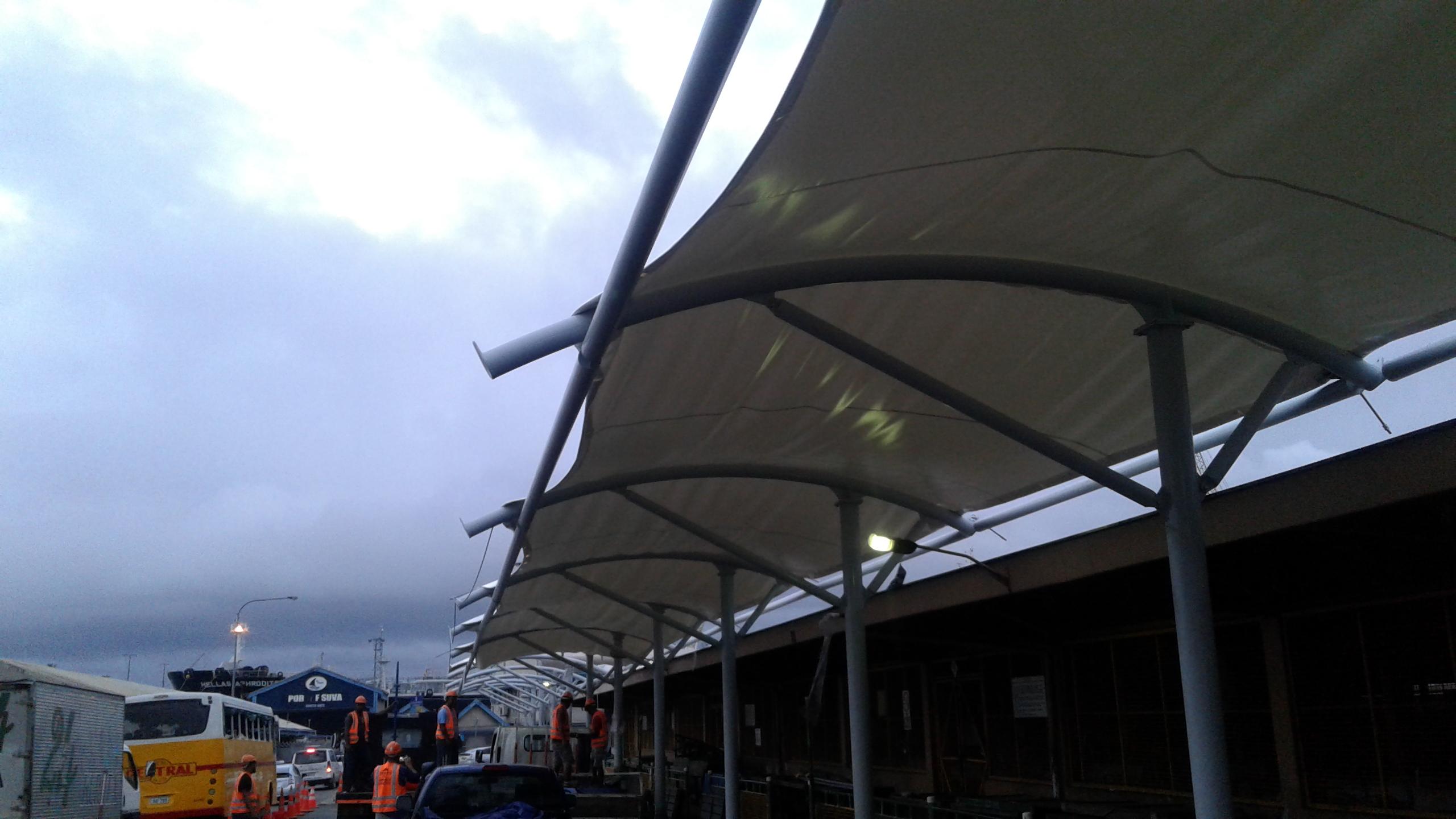 SCC Suva Market Carpark 2
