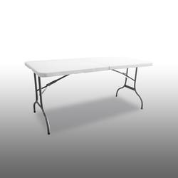 5ft Plastic Tables