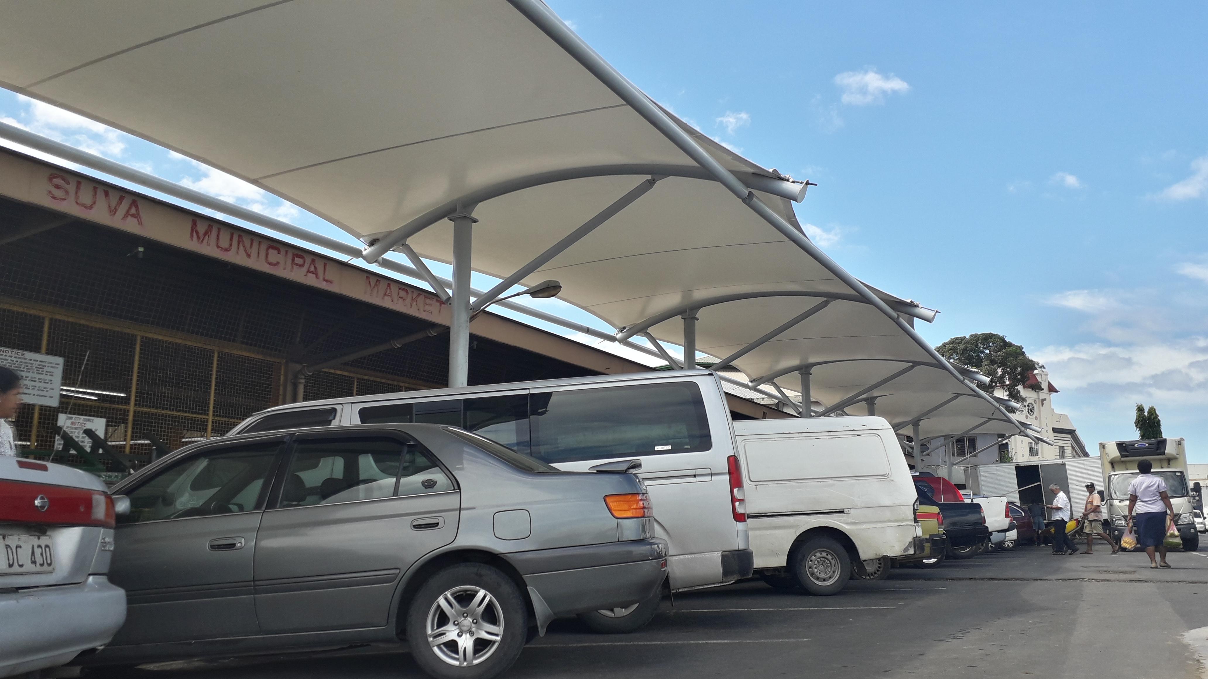 SCC Suva Market Carpark 8