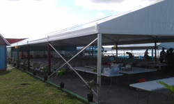 Executive Clear Span Tent 2