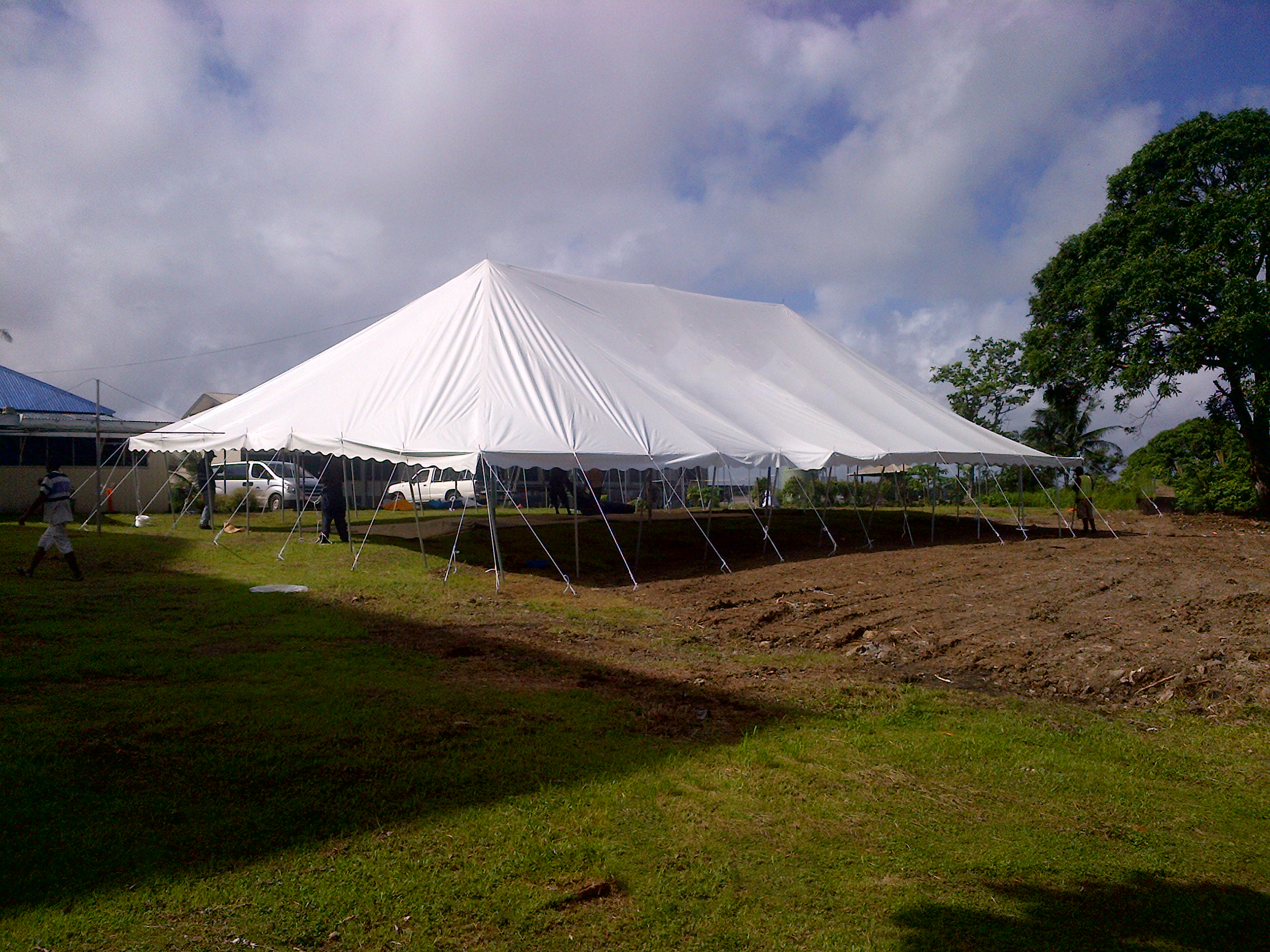 Marquee Hire 2