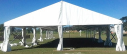 Executive Clear Span Tent 8