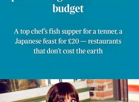 The Times Top 30 Best Cheap Eats