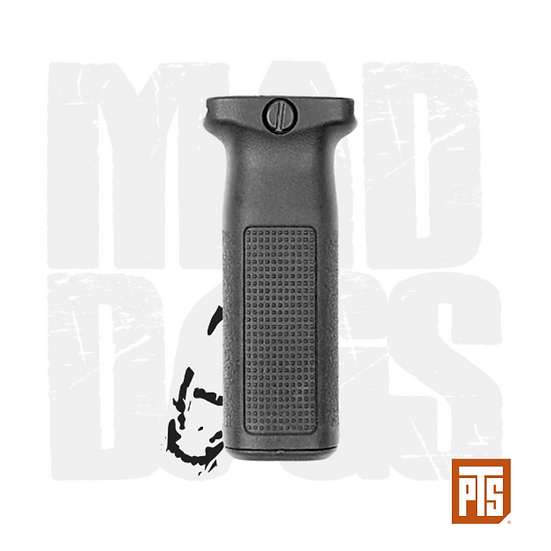 PTS EPF2 Vertical Foregrip with battery storage BK