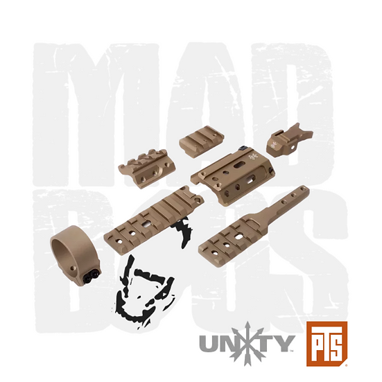 PTS Unity Tactical - FUSION Mounting System (DE)