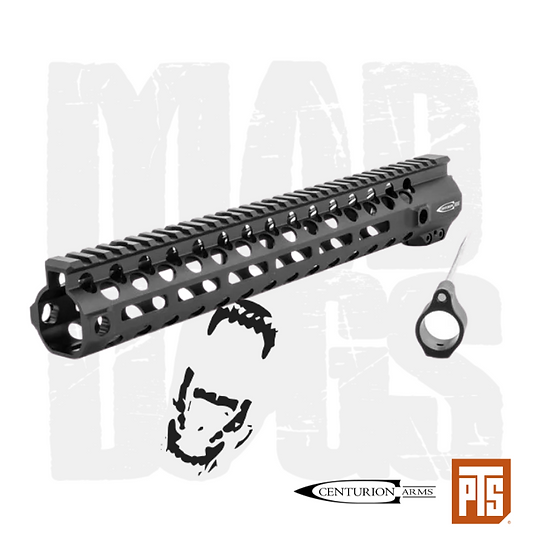 "PTS Centurion Arms M-LOK® CMR 13.5"""