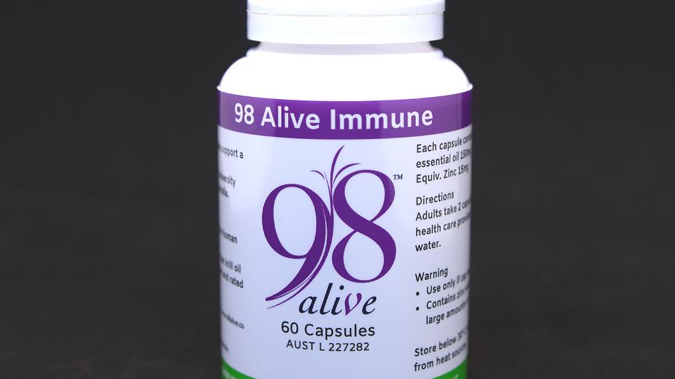 98Alive Immune Support Capsules