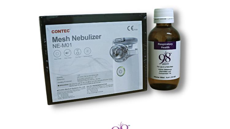Nebulizer Starter Pack
