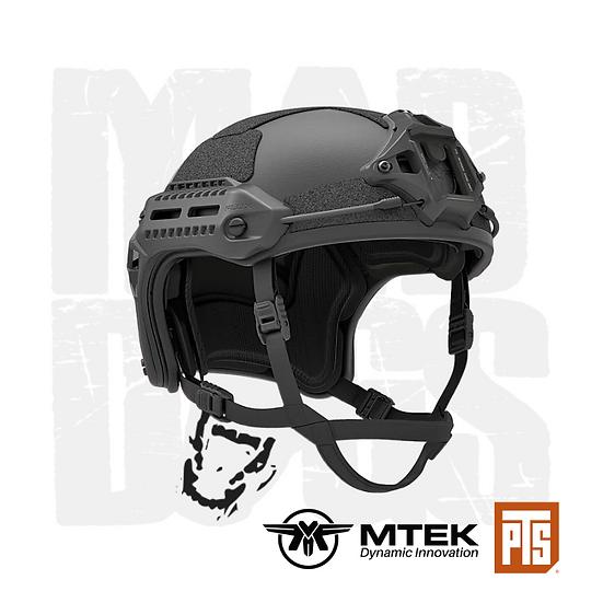 PTS MTEK - FLUX Helmet BK