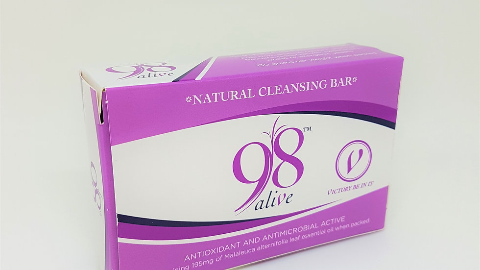 40 of Natural Cleansing Bar
